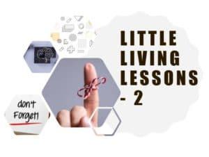 Little Living Lessons -2